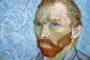 Van Gogh portraite